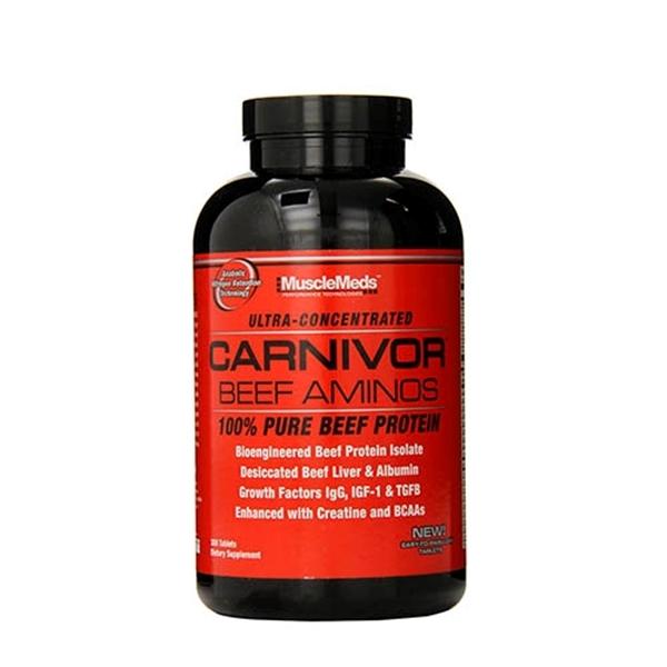 CARNIVOR BEEF AMINOS (300 CPS)