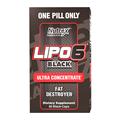 LIPO 6 BLACK (60 CPS)
