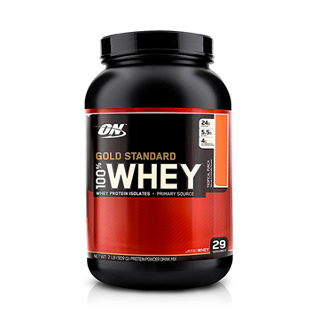 WHEY GOLD STANDARD (2 LBS)