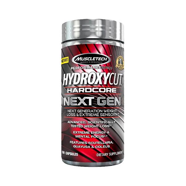 HYDROXYCUT NEXT GEN (100 CPS)