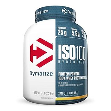 ISO 100 (5 LBS)