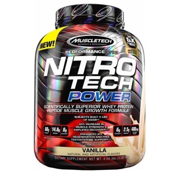 NITRO-TECH POWER (4 LBS)