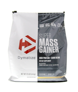 SUPER MASS GAINER (12 LBS)