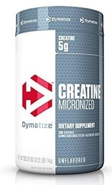 CREATINE MICRONIZED DYMATIZE (1000 GR)