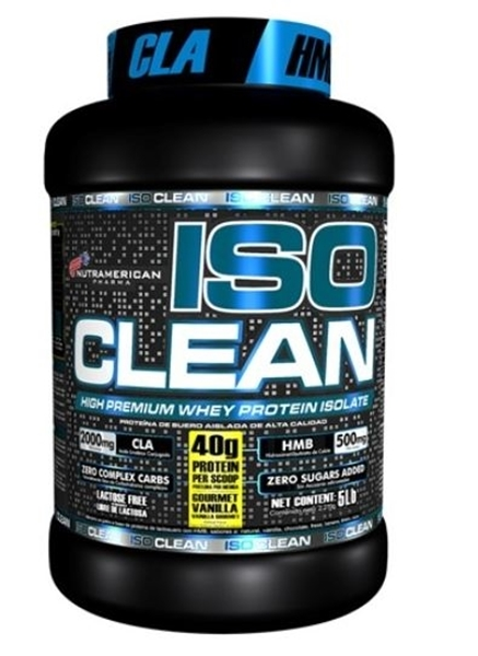 ISO CLEAN PROTEIN (5 LBS)