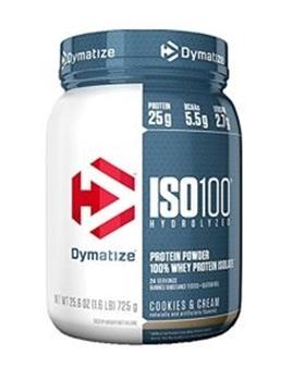ISO 100 (1.6LB)