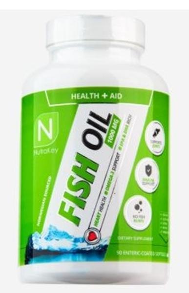 FISH OIL NUTRAKEY (90 CAPS)