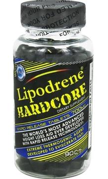 LIPODRENE HARDCORE (90 CPS)