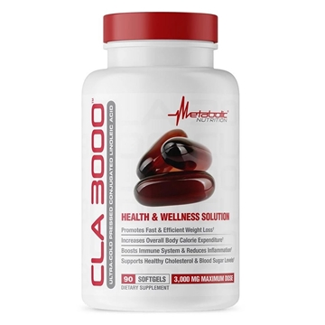 CLA 3000 METABOLIC NUTRITION