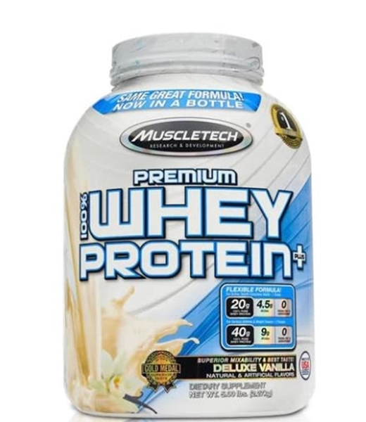 100% WHEY PROTEIN PREMIUM MUSCLETECH (5LB)