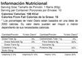 CAJA BARRA DE PROTEINA PROSCIENCE (10 UNIDADES)