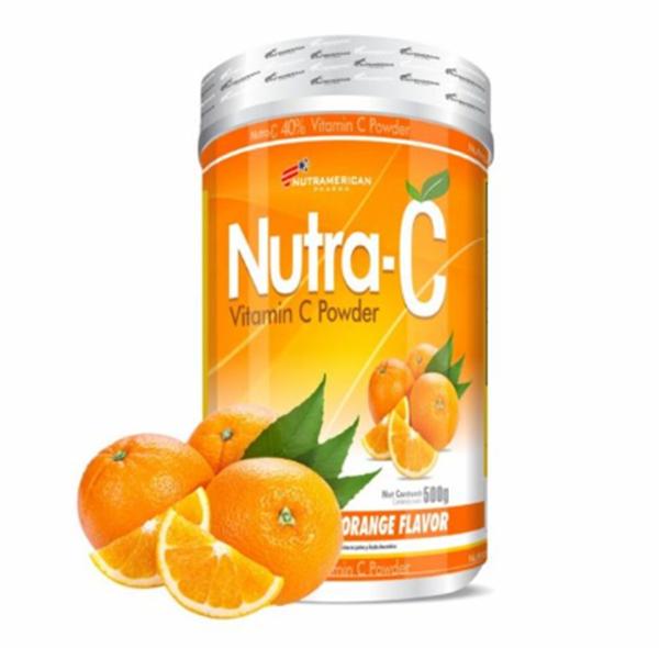 NUTRA C- VITAMINA C (2000 mg)