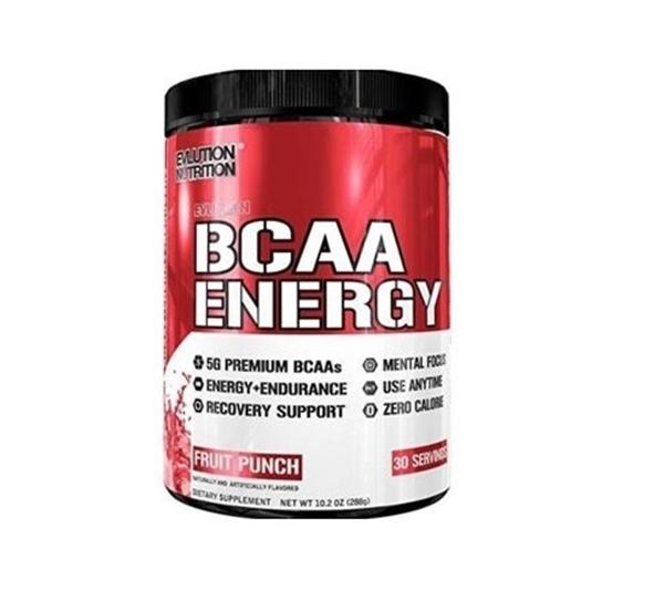 BCAA ENERGY (30 SERV) EVOLUTION NUTRITION