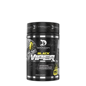 BLACK VIPER (90 CPS)