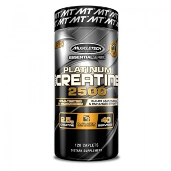 PLATINUM CREATINE (120 CAPS)