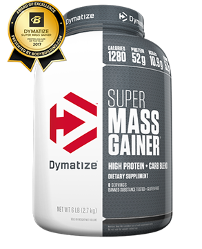SUPER MASS GAINER (6 LBS)