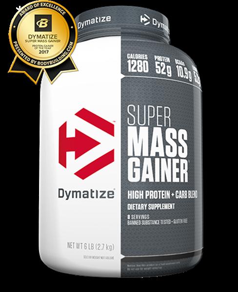 SUPER MASS GAINER (6 LBS)