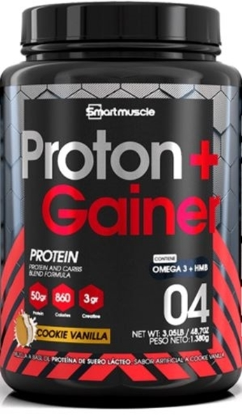 PROTON + GAINER BY TANAKA (3 LB)