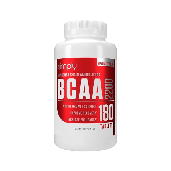 BCAA 2200 (180 CPS) SIMPLY