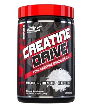 CREATINE DRIVE NUTREX  300 Gr