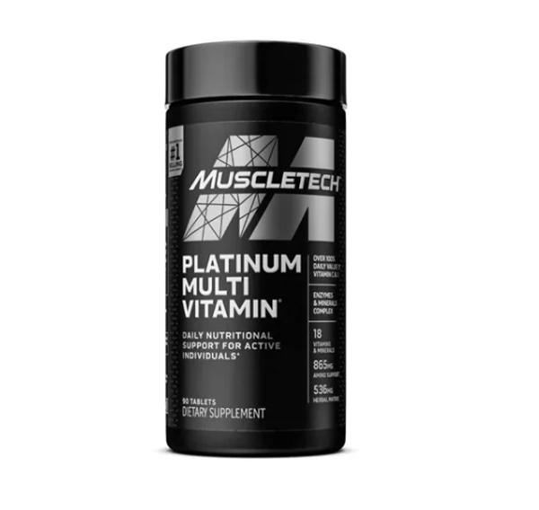 PLATINUM MULT-VITAMIN (90 CAPS)