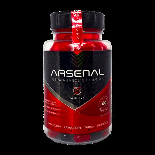 ARSENAL (60 CAPS)